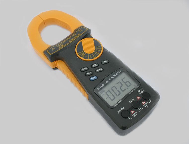 Multimetr CM-9930 powiększenie
